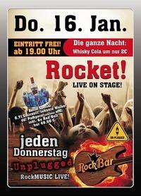 Rocket Live@Excalibur