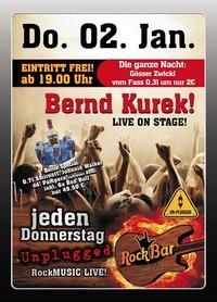 Bernd Kurek Live@Excalibur