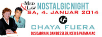 Med & Law meets Nostalgic Night@Chaya Fuera