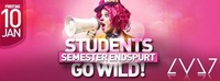 Students go wild  @LVL7