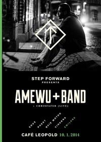 Amewu & Band@Café Leopold