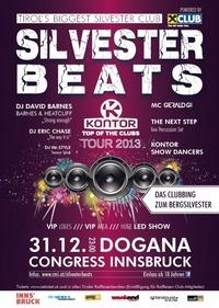 Silvester Beats presents Kontor Top Of The Clubs@Congress Innsbruck