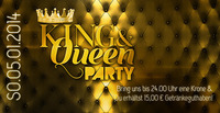 King & Queen Party