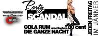 Party  Scandal @Ballegro