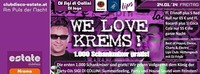 We love Krems mit Dj Sigi Di Collini@Estate