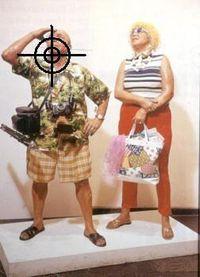 Gruppenavatar von Wenn es Touristensaison heißt, warum dürfen wir dann nicht auf sie schießen?
