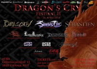 Dragon's Cry Festival 2014 - Tag 2
