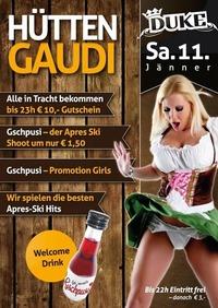 Hütten-Gaudi