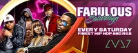 Fabulous Saturdays - Hip Hop And R&B@LVL7