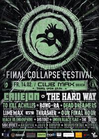 Final Collapse Fest Vol.8@Club Max