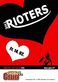 The Rioter Live Valentins-special@Cafeti Club
