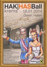 Ball der BHAK/BHAS Krems 2014