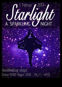 Starlight - a sparkling night!- Maturaball der BAKIP Steyr