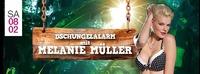 Dschungel-Alarm mit Melanie Müller