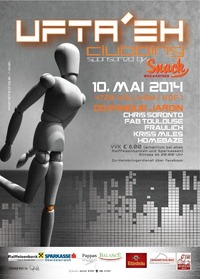 UFTA'EH clubbing 2014