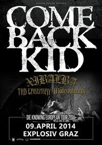 Comeback Kid (CAN)@Explosiv