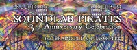 Soundlab Pirates - 3rd Anniversary Celebration
