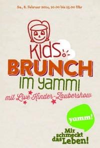 Kids Brunch & Live Kinderzaubershow