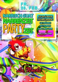 Narrisch Guat - Narren Zeit - Party Zeit