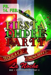 Fiesta Ompre Party