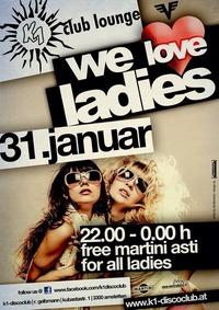 We Love Ladys