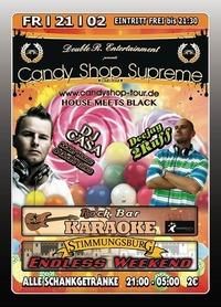 Candy Shop Supreme Club Tour@Excalibur