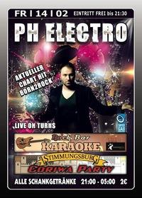 PH Electro Live on Turns@Excalibur