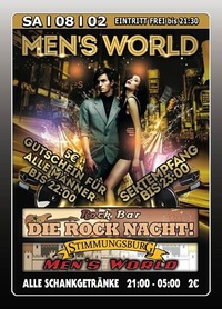 Mens World@Excalibur