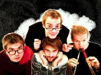 Bernhuber & Feinde - Jazz Hooligans@Kabarett Niedermair