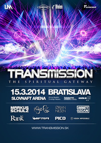Transmission - The spiritual Gateway@Slovnaft Arena Bratislava