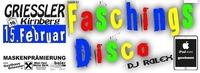 Faschingsdisco Kirnberg 2014