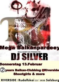 Mega Balkan-clubbing Riverside Salzburg