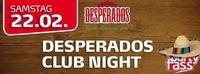 Desperados Club Night