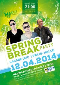 SpringBreakParty - Lassee@Valis-Halle