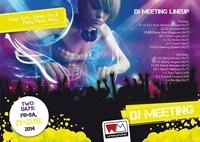 DJ Meeting 2014