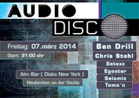 Audio Disco@AlmBar