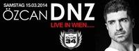 Zcan Deniz  live on Stage....