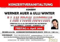 Werner Auer & Ulli Winter Austropop