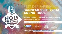 The Holy Festival 2014 - Fest der Farben