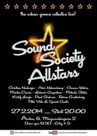 SoundSociety Allstars@Andino