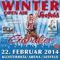 Winter Party Seefeld - Open Air@Klosterbräu Arena Seefeld