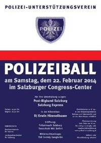 Polizeiball 2014