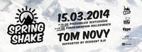 Spring Shake mit Tom Novy