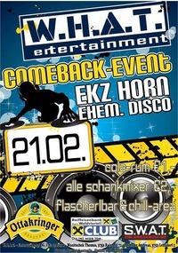 Ekz Comeback Party