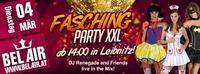 Faschingsparty XXL