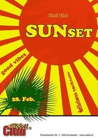 Sunset-Club@Cafeti Club