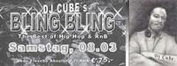Bling Bling Party@Crystal Bottle Bar