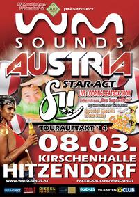WM-Sounds Tourauftakt@Kirschenhalle