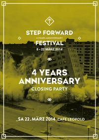 4 Years Step Forward Anniversary X Vienna Allstars