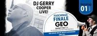 DJ Gerry Cooper live